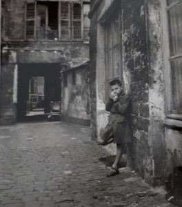 Marilyn Stafford CITE LESAGE PARIS 1950
