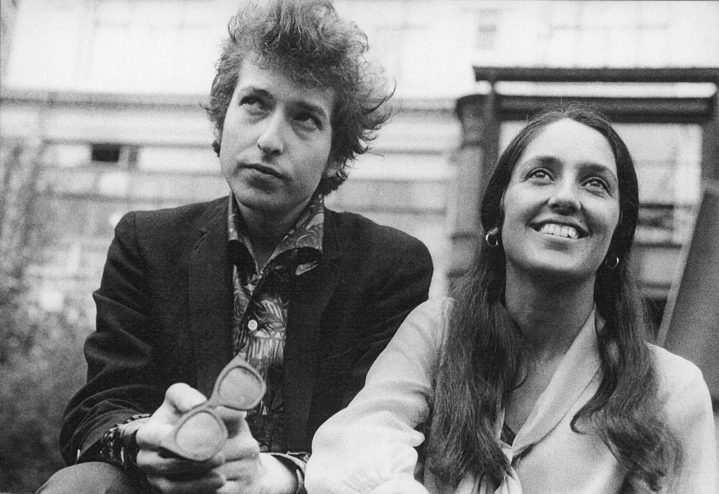 Bob Dylan & Joan Baez, London 1965